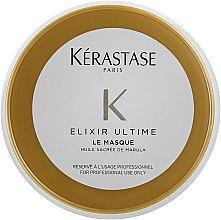 Düfte, Parfümerie und Kosmetik Intensiv regenerierende Haarmaske mit Vitamin C und Omega 9 - Kerastase Elixir Ultime Le Masque