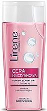 Düfte, Parfümerie und Kosmetik 3in1 Mizellenwasser mit Preiselbeeren - Lirene Dermoprogram Micellar Water