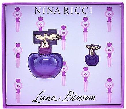 Nina Ricci Luna Blossom - Duftset (Eau de Toilette 80ml + Eau de Toilette 10ml) — Bild N1