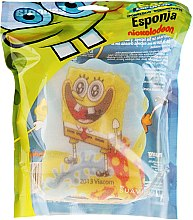 Düfte, Parfümerie und Kosmetik Kinder-Badeschwamm SpongeBob 1 - Suavipiel Sponge Bob Bath Sponge