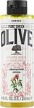 Düfte, Parfümerie und Kosmetik Eisenkraut Duschgel - Korres Pure Greek Olive Verbena Shower Gel