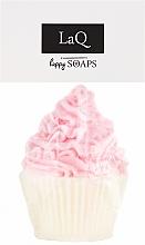 Düfte, Parfümerie und Kosmetik Handgemachte Naturseife Muffin mit Kirsch- und Ananasduft - LaQ Happy Soaps Natural Soap