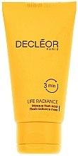 Gesichtsmaske mit ätherischen Ölen und Fruchtsäurekomplex - Decleor Life Radiance Flash Mask — Bild N2