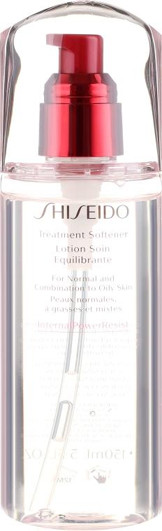 Nährende Hautlotion mit Hammamelis Extrakt - Shiseido Treatment Softener — Bild N2
