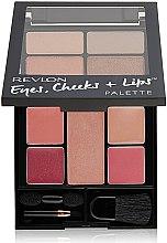 Düfte, Parfümerie und Kosmetik Make-up Set - Revlon Full Face Palette Romanic Nude