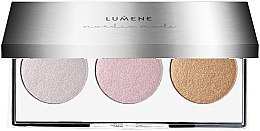 Düfte, Parfümerie und Kosmetik Highlighter-Palette - Lumene Nordic Nude Illuminating Palette