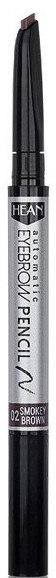 Automatischer Augenbrauenstift mit Gupillon - Hean Automatic Eyebrow Pencil — Bild 02 - Smokey Brown