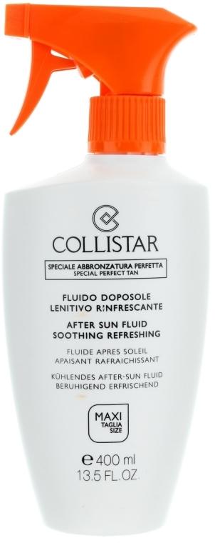Kühlendes After-Sun Fluid, beruhigend und erfrischend - Collistar After Sun Fluid Soothing Refreshing — Bild N2