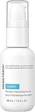 Düfte, Parfümerie und Kosmetik Seboregulierendes und mattierendes Gesichtsserum mit Mandelsäure - Neostrata Clarify Mandelic Mattifying Serum