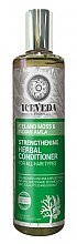 Düfte, Parfümerie und Kosmetik Haarspülung - Natura Siberica Iceveda Iceland Moss&Indian Amla Strengthening Herbal Conditioner