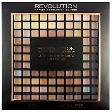 Lidschatten-Palette - Makeup Revolution Ultimate Iconic 144 Palette — Bild N1
