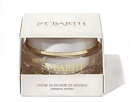 Düfte, Parfümerie und Kosmetik Rechhaltige Gesichtscreme mit Mango-Extrakt - Ligne St Barth Enriched Mango Butter Cream