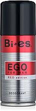 Düfte, Parfümerie und Kosmetik Deospray - Bi-es Ego Red Edition