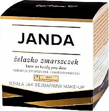 Düfte, Parfümerie und Kosmetik Anti-Falten-Gesichtscreme für jede Tageszeit - Janda
