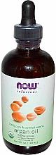 Düfte, Parfümerie und Kosmetik Multifunktionales Arganöl für Haar, Haut und Kopfhaut - Now Foods Solutions Argan Oil