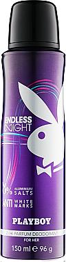 Playboy Endless Night For Her - Parfümiertes Deospray — Bild N1
