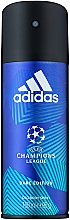 Düfte, Parfümerie und Kosmetik Adidas UEFA Champions League Dare Edition Deo Body Spray - Deospray