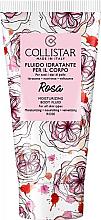 Düfte, Parfümerie und Kosmetik Feuchtigkeitsspendendes Körperfluid Rose - Collistar Moisturizing Body Fluid