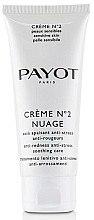 Düfte, Parfümerie und Kosmetik Anti-Stress Gesichtscreme gegen Hautrötungen - Payot Creme No2 Nuage Anti-Redness Anti-Stress Soothing Care