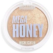 Düfte, Parfümerie und Kosmetik Highlighter - Makeup Obsession Mega Honey Highlighter