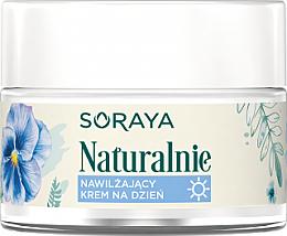 Feuchtigkeitsspendende Tagescreme - Soraya Naturalnie Day Cream — Bild N1