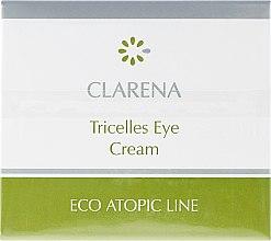 Düfte, Parfümerie und Kosmetik Augenkonturcreme - Clarena Tricelles Eye Cream (Mini)
