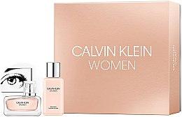 Düfte, Parfümerie und Kosmetik Calvin Klein Women - Duftset (Eau de Parfum 30ml + Körperlotion 100ml)