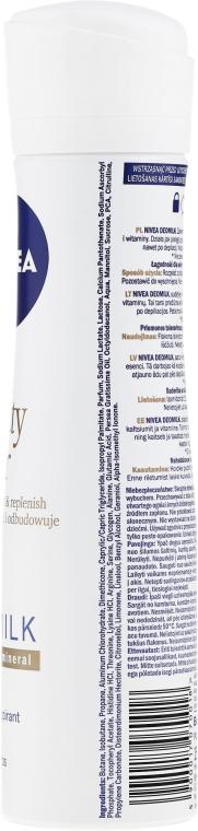 Deospray Antitranspirant - Nivea Deo Elixir Dry Spray — Bild N2