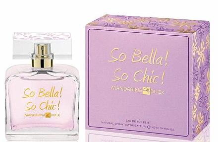 Mandarina Duck So Bella! So Chic! - Eau de Toilette  — Bild N1