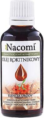 Sanddornöl für Gesicht und Haar - Nacomi Oil Seed Oil Beauty Essence — Bild N1
