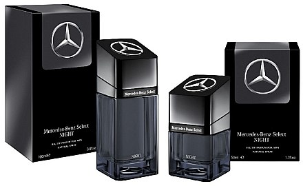 Mercedes-Benz Select Night - Eau de Parfum — Bild N5