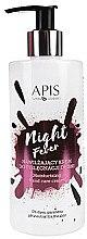 Düfte, Parfümerie und Kosmetik Feuchtigkeitsspendende Handpflegecreme - APIS Professional Night Fever Hand Cream