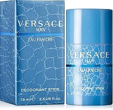 Düfte, Parfümerie und Kosmetik Versace Man Eau Fraiche - Deostick