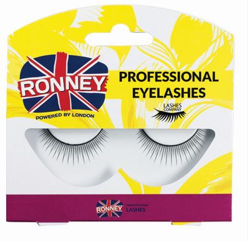Künstliche Wimpern - Ronney Professional Eyelashes RL00018 — Bild N1