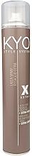 Düfte, Parfümerie und Kosmetik Haarlack Extra starker Halt - Kyo Style System Hairspray Extra Strong