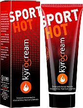 Düfte, Parfümerie und Kosmetik Entzündungshemmende Körpercreme - Melvita Kyrocream Sport Hot Cream