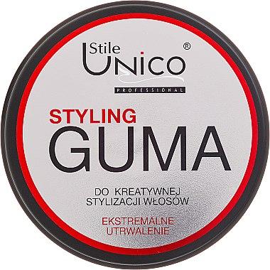 Modellierende Haarpaste Extra starker Halt - Tenex Stile Unico Guma — Bild N1