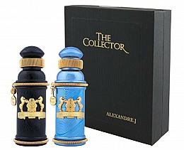 Düfte, Parfümerie und Kosmetik Alexandre.J Black Muscs+Zafeer Oud Vanille - Duftset (Eau de Parfum 30mlx2)