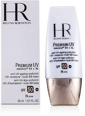 Schützende Anti-Aging BB Make-up Basis mit SPF 50 - Helena Rubinstein Premium UV Anti UV-Ageing-Pollution — Bild N1