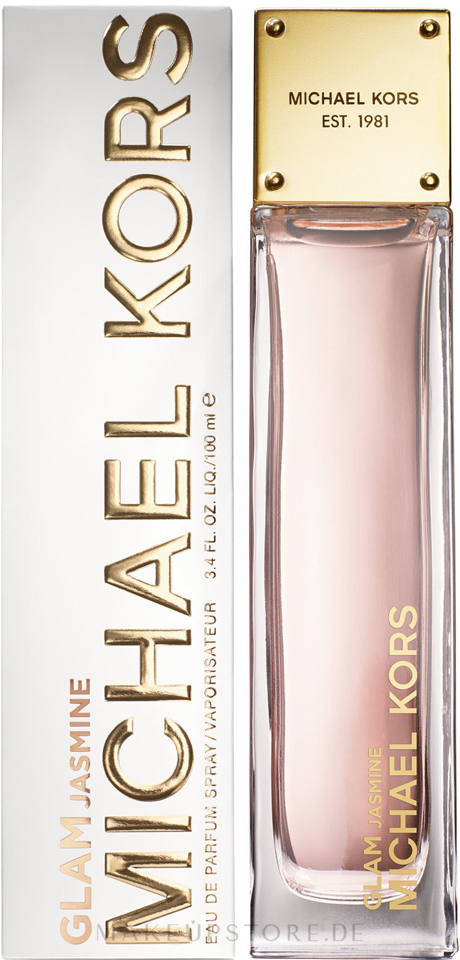 Michael Kors Glam Jasmine - Eau de Parfum — Bild 100 ml