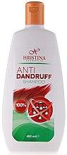 """Düfte, Parfümerie und Kosmetik Anti-Schuppen Shampoo """"Repair & Care"""" - Hristina Cosmetics Anti Dandruff Shampoo"""