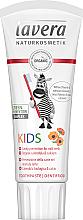 Düfte, Parfümerie und Kosmetik Kinderzahnpasta ohne Fluor - Lavera Kids Toothpaste Organic Calendula and Calcium Fluoride