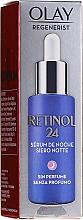 Düfte, Parfümerie und Kosmetik Feuchtigkeitsspendendes Anti-Aging Nachtserum mit Retinol - Olay Regenerist Retinol24 Night Serum