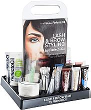 Düfte, Parfümerie und Kosmetik Augenbrauen- und Wimpernfärbeset - RefectoCil Professional Lash & Brow Styling Bar