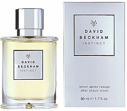 Düfte, Parfümerie und Kosmetik David Beckham Instinct After Shave Lotion - After Shave Lotion