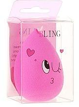 Düfte, Parfümerie und Kosmetik Make-up Schwamm hellrosa - Bling Ring Original BeautyBlender