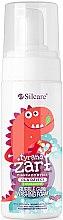 Düfte, Parfümerie und Kosmetik Cremiger Waschschaum für Kinder mit Panthenol - Silcare Bubble Gum Washing Foam for Kids