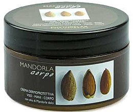 Düfte, Parfümerie und Kosmetik Feuchtigkeitsspendende Körpercreme Almond mit süßem Mandelöl - Phytorelax Almond Protective Face Hands Body Cream