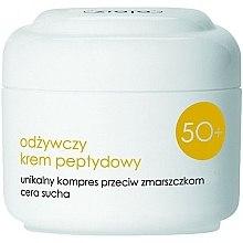 Düfte, Parfümerie und Kosmetik Pflegende Gesichtscreme mit Peptiden 50+ - Ziaja Face Cream