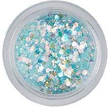 Düfte, Parfümerie und Kosmetik Nagelglitzer - Hi Hybrid Glam Brokat Glitter